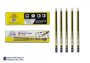 Topline 2B Exam Level Pencils