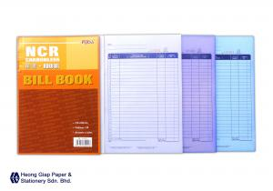 NCR Carbonless Bill Book
