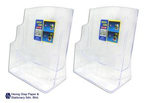 A4 Acrylic Display Stand
