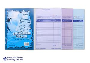 Carbonless Purchase Order