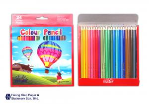Colour Pencils 24 Colours